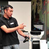 'Takeshi' y estudiantes de la UNAM representarán a México en la competencia World Robot Summit de Japón