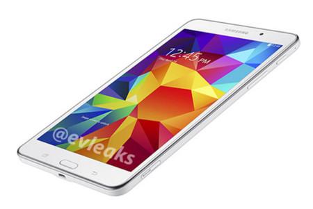 Galaxy Tab 4 7.0 aparece en imágenes, más estilizado que nunca