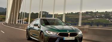 BMW M8 Gran Coupé First Edition, exclusividad limitada a 400 unidades y con etiqueta de 5.7 MDP