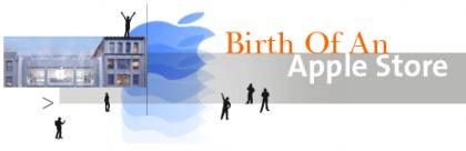 Asistir al nacimiento de una Apple Store