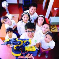 Niños superdotados mexicanos fueron a Dinamarca a presentar su talento