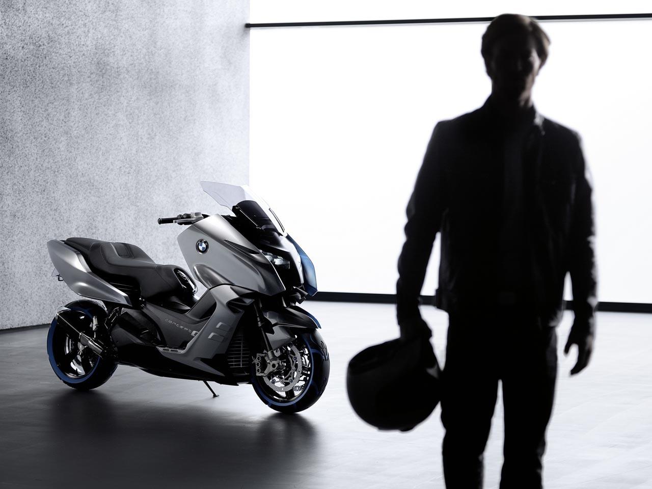 Foto de BMW Concept C Scooter, el Scooter del futuro según BMW (10/19)