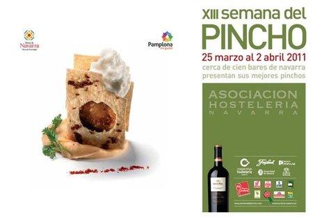 Semana del Pincho en Navarra 2011