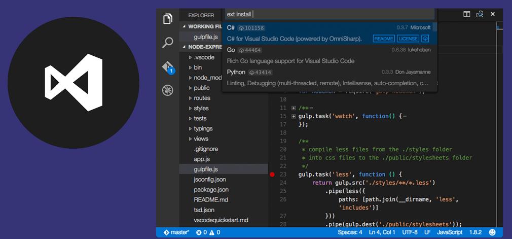 Ya puedes descargar Visual Studio 2019 para Windows y macOS