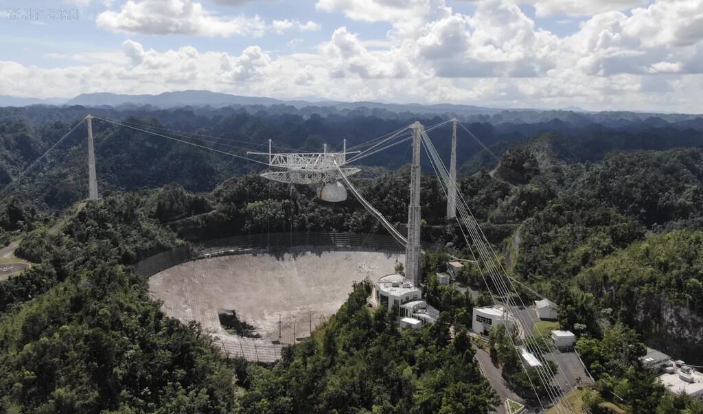 Una segunda vida para el Observatorio Arecibo: Puerto Rico ha asignado 8 millones de dólares para estudiar cómo reconstruirlo