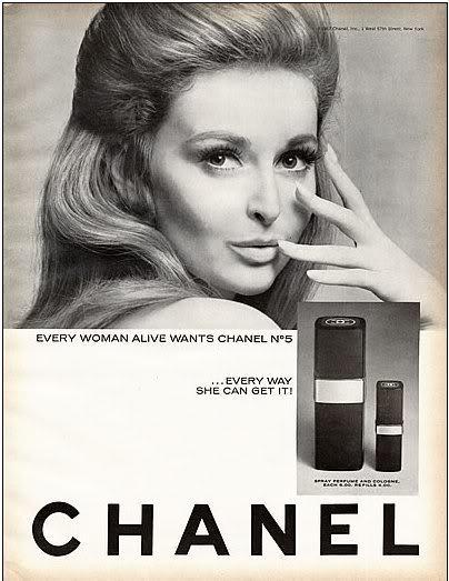 Foto de Chanel No. 5 - publicidad del 30 al 60 (48/61)