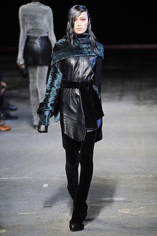 Foto de Alexander Wang, Otoño-Invierno 2010/2011 en la Semana de la Moda de Nueva York (16/20)