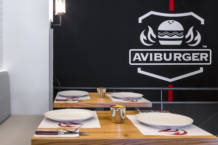 Restaurante Aviburger En Madrid 12