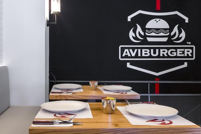 Restaurante Aviburger En Madrid 12