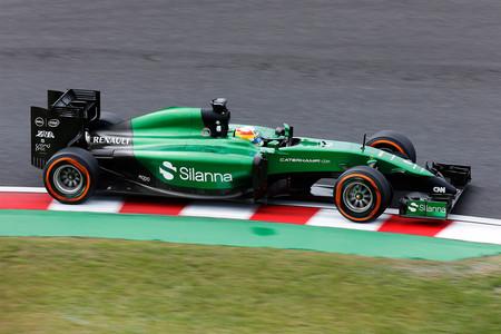 Roberto Merhi Japon F1 2014