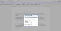 Google Docs permite traducir los documentos directamente