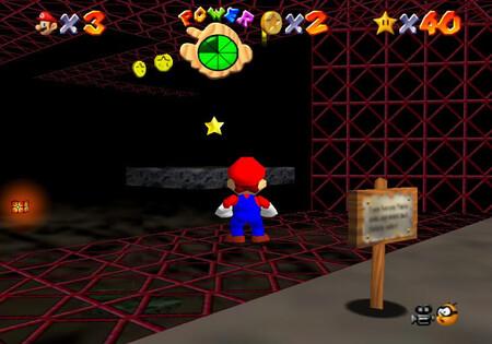 Super Mario 64 Mundo6 Estrella5 02