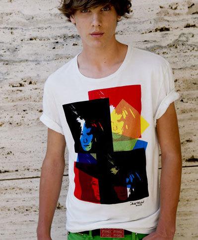 Colección Andy Warhol de Pepe Jeans
