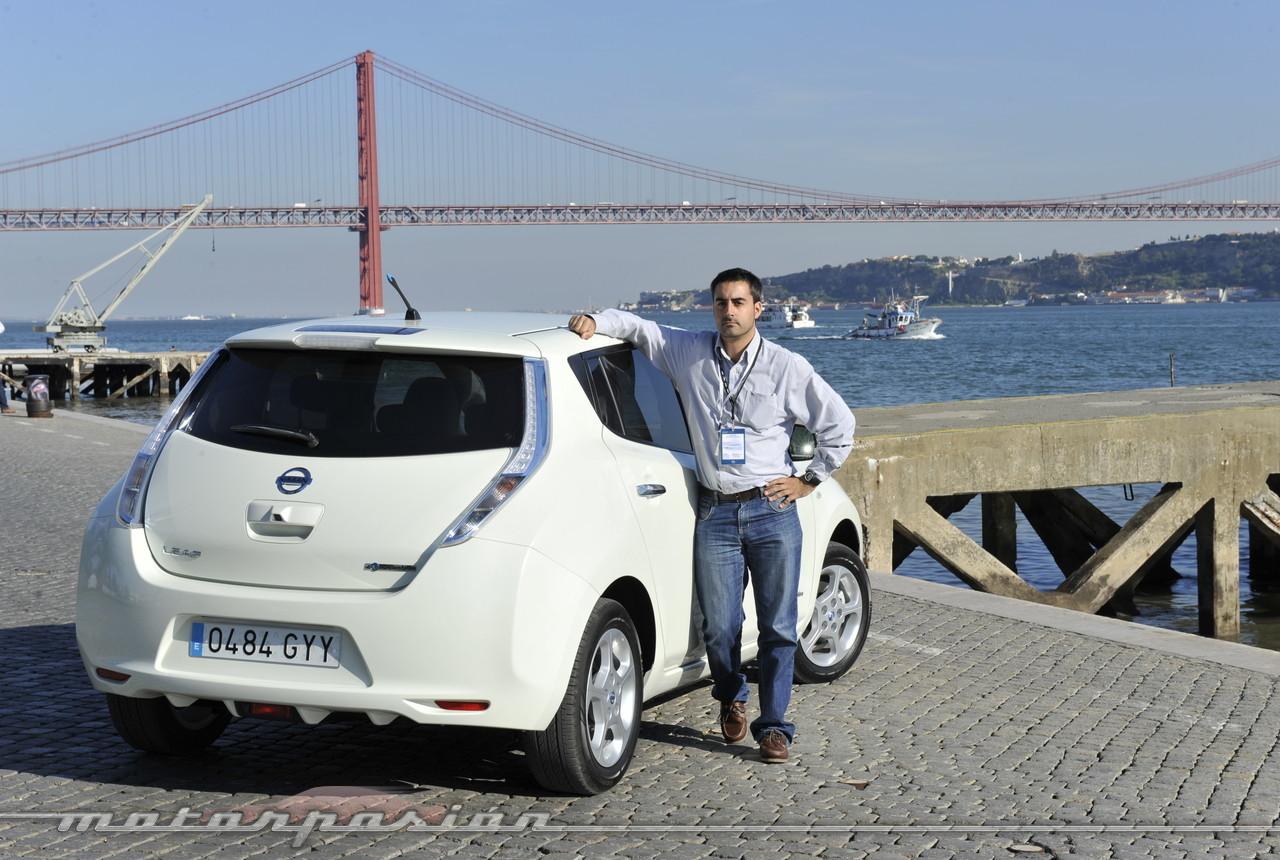 Foto de Nissan Leaf (presentación) (9/58)