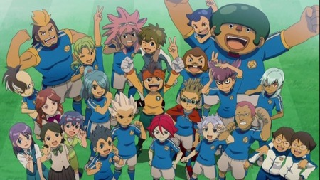 Anunciada para Nintendo 3DS una colección llamada 'Inazuma Eleven 1.2.3!! Legend of Endo Mamoru'