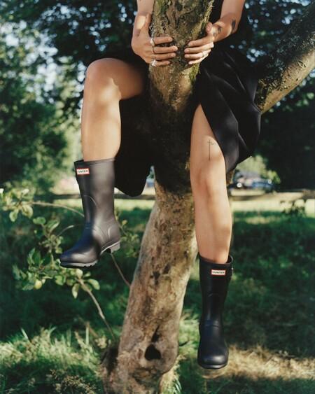 De media caña, estilo Chelsea o clásicas: cinco botas de agua Hunter que son una (muy) buena inversión