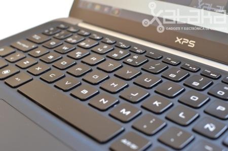 Dell XPS 13 teclado