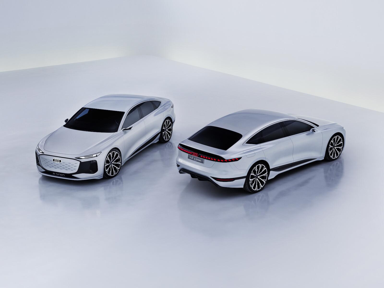 Foto de Audi A6 e-tron Concept (1/17)