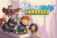 Se presenta 'Scribblenauts Unmasked' en alianza con DC Comics