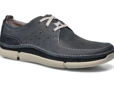 Sarenza nos ofrece las zapatos Trikeyon Fly de Clarks por 77,70€ con envío gratis. Gran disponibilidad de tallas
