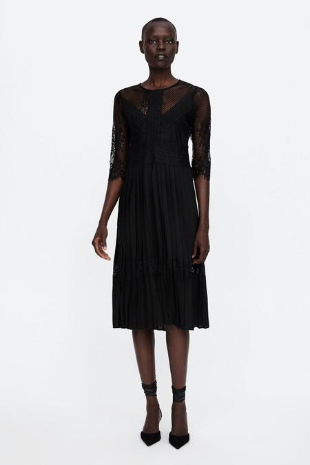 a2cb83294e Los 15 vestidos de Zara para conseguir un look perfecto en Nochebuena