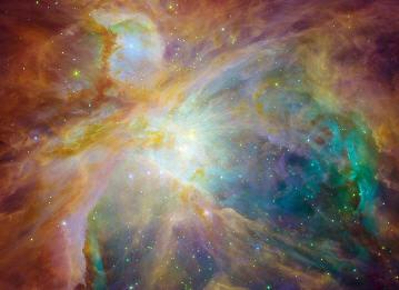 La Nebulosa de Orión, más cerca de la Tierra