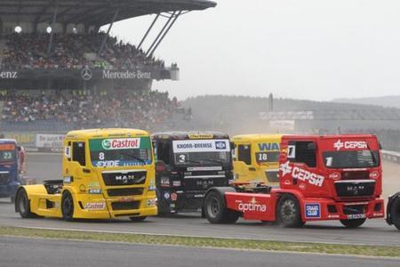 En Alemania quedó en evidencia el desinterés por la actual Fórmula 1