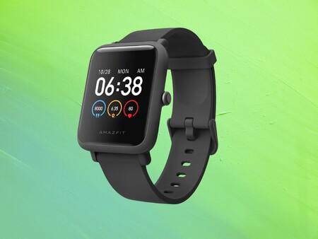 Amazfit Bip S Lite más barato que nunca en Amazon: un smartwatch básico con pantalla transflectiva y autonomía de un mes a 33 euros