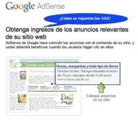 Google anuncia los porcentajes de AdSense que distribuye o paga