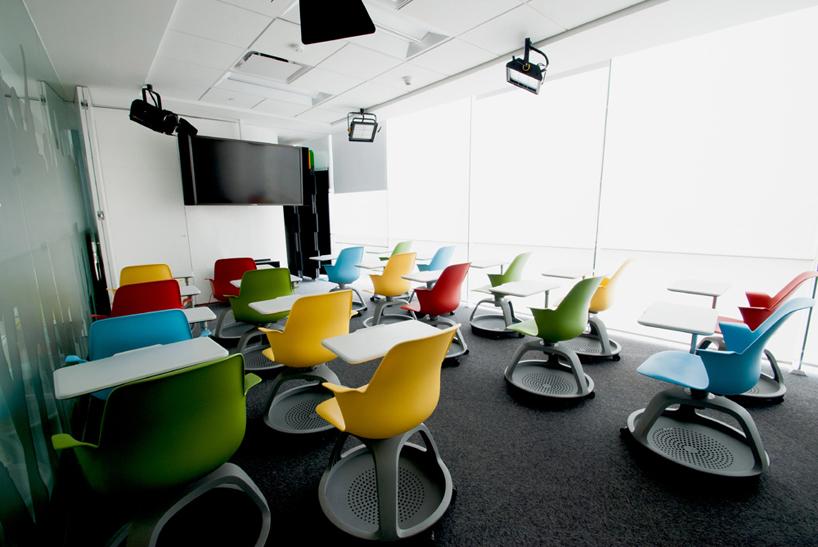 Foto de Las oficinas de google en Mexico (8/12)
