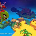 El Toybox de Yooka-Laylee encandilará a los fans de las plataformas en 3D