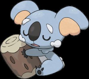 Pokemon Sol Luna Komala