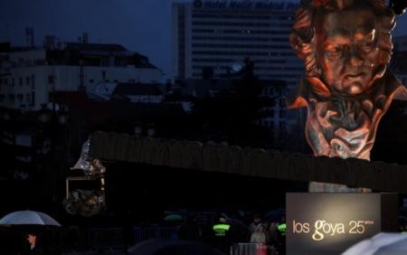 RTVE emitirá los Premios Goya en multipantalla a través de la red