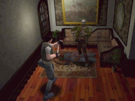 Resident Evil 1 450x337