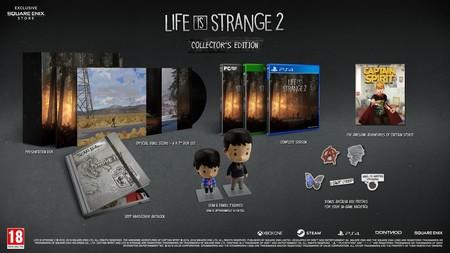 Life Is Strange 2 - Edicion Coleccionista
