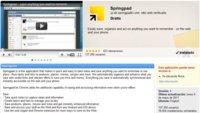 SpringPad añade modo offline a su aplicación de la Chrome Web Store