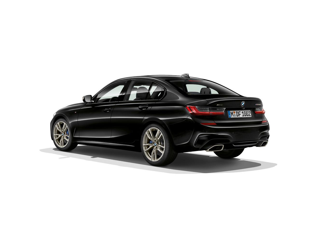 Foto de BMW M340i xDrive sedán (2/12)