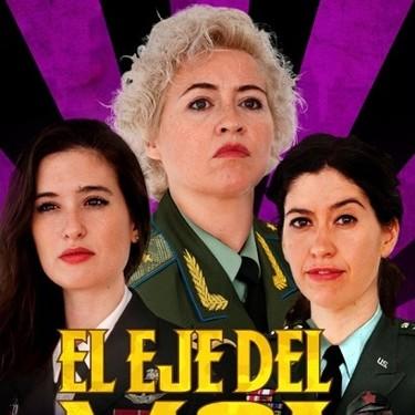 El eje del mal es el resultado de juntar a Pilar de Francisco, Living Postureo y Esther Gimeno