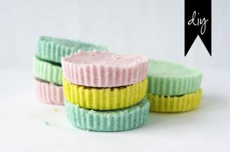 DIY: Haz tus propias bombas de baño efervescentes con las fragancias que más te gusten