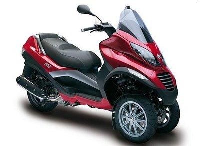 Piaggio, motos con descuento hasta octubre