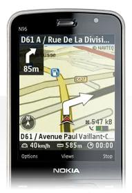 Nokia Maps conducir