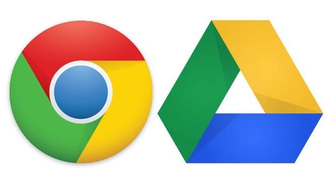 chrome os drive google