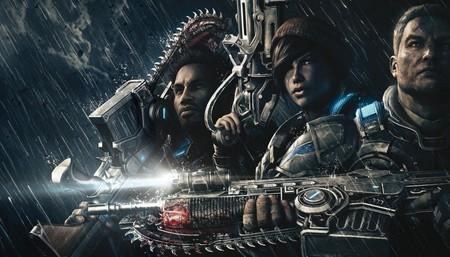 Prepara tu mejor Lancer: este fin de semana podrás jugar gratis a Gears of War 4 en Xbox One