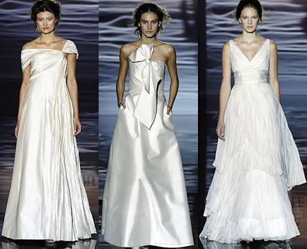 Jesús del Pozo novias 2007