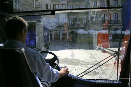 Bus ZEUS Conductor