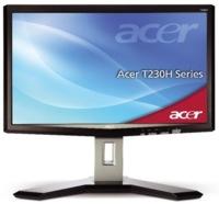 Acer T230H nos ofrece una pantalla multitáctil de 23 pulgadas