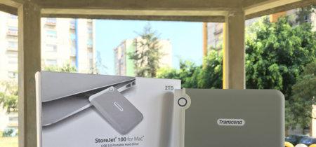 Análisis Transcend StoreJet 100, disco duro con soporte para caídas de hasta 1,2 metros