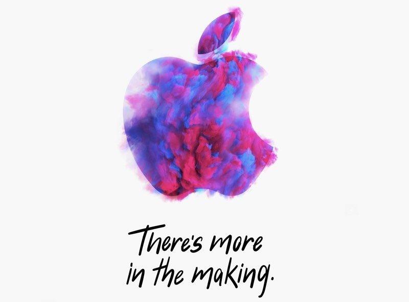 Apple ha compartido alguna invitación distinto a cada medio para su suceso del 30 de octubre