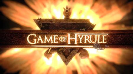 Game of Thrones y Zelda unidos en un video muy interesante llamado Game of Hyrule