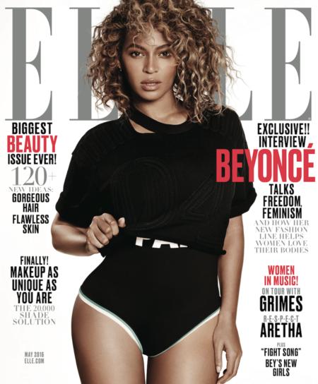 Elle USA: Beyonce